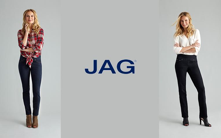 jag jeans on model