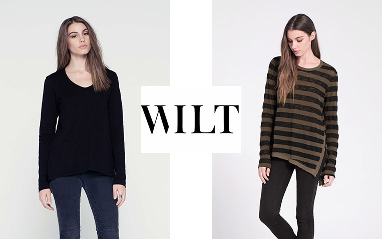 wilt clothing models