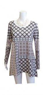 Abigail pattern tunic