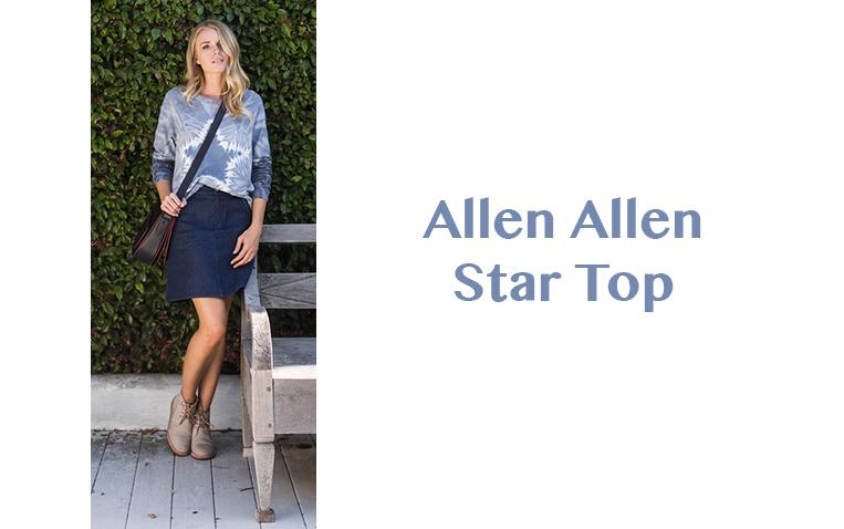 Allen Allen star top