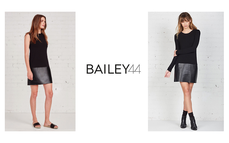 Bailey Black dress
