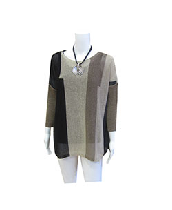 Terra Colorblock sweater