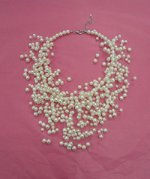 fun pearl necklace