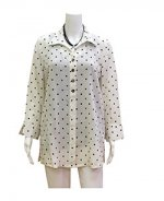 Polka Dot Fridaze Blouse