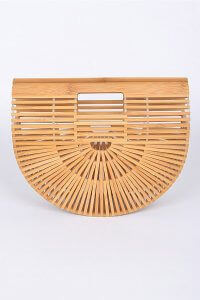 wooden ark bag