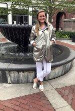 Maddie Rain Coat