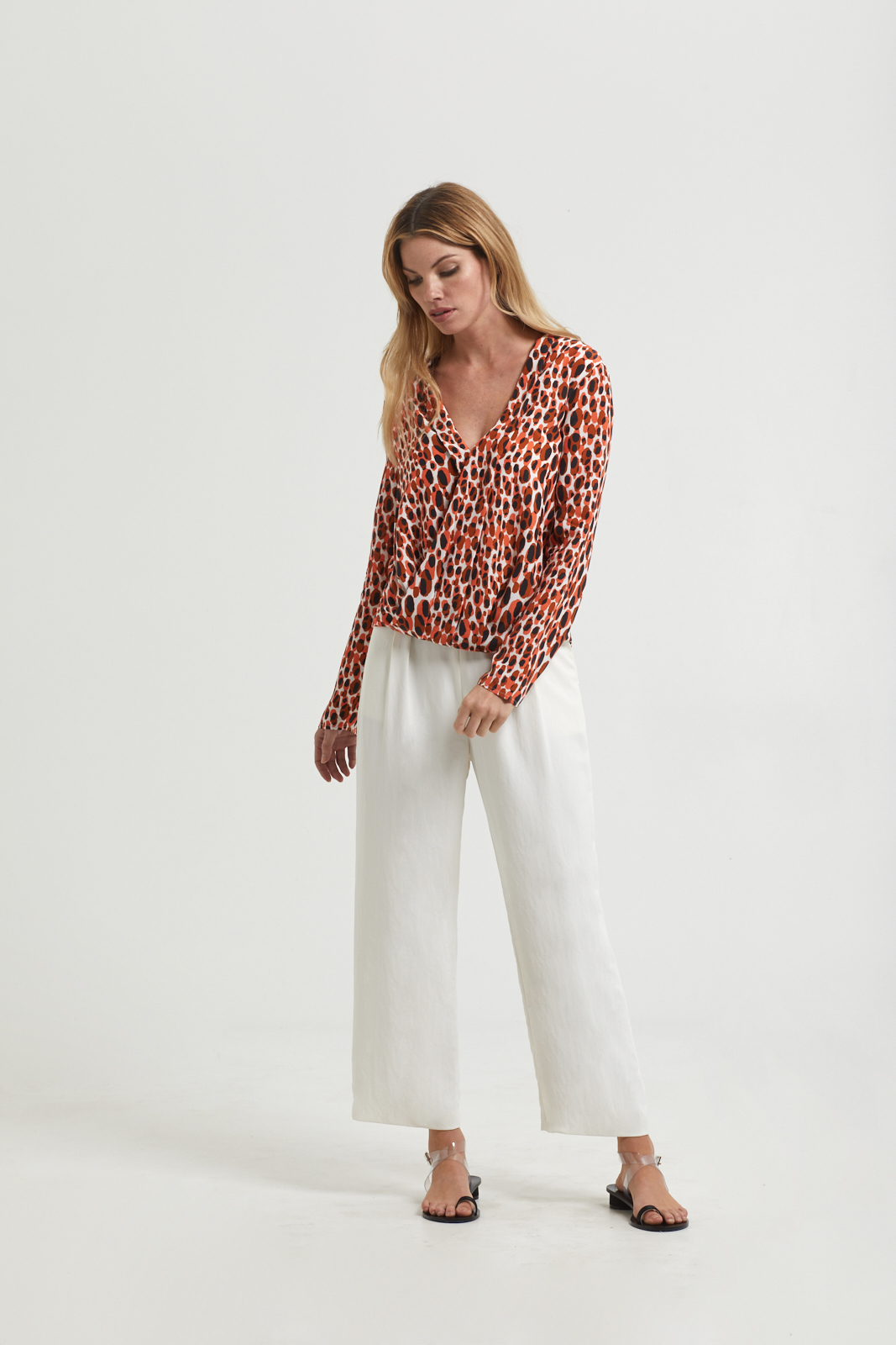 Edited - Final Select - Gretchen Blouse - Animal Poppy - 182-182_Front